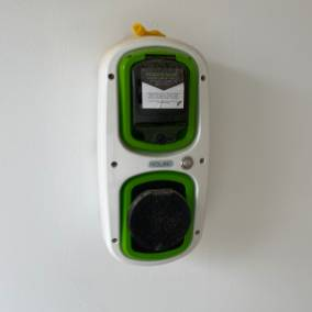 electric vehicle charging point as standard