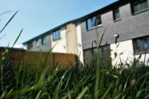 Beautiful pre-laid lawns included as standard