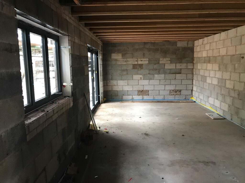 Ground floor of Plot 7